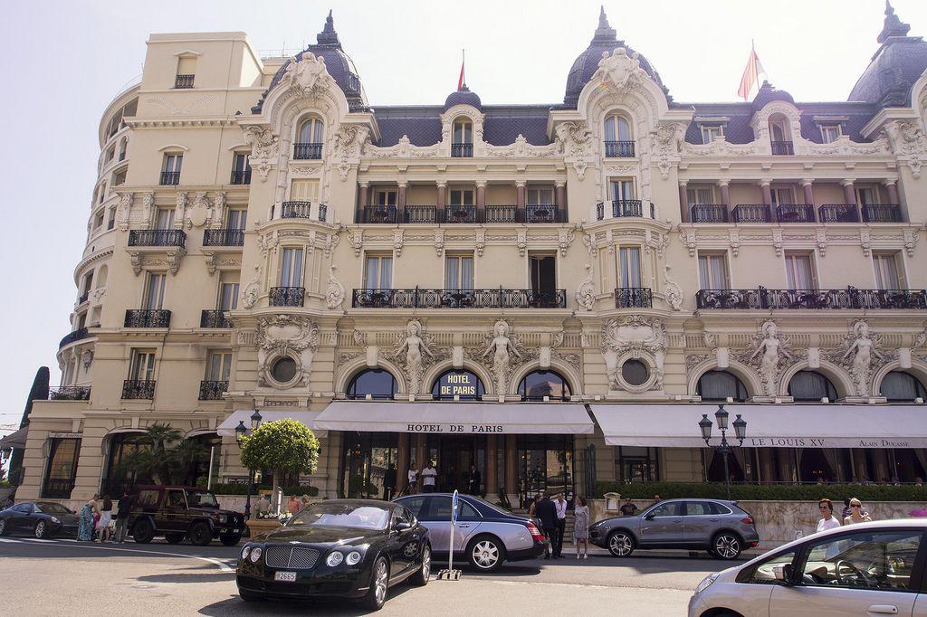 Monaco Hotel De Paris Alain Ducasse Hotels I Love