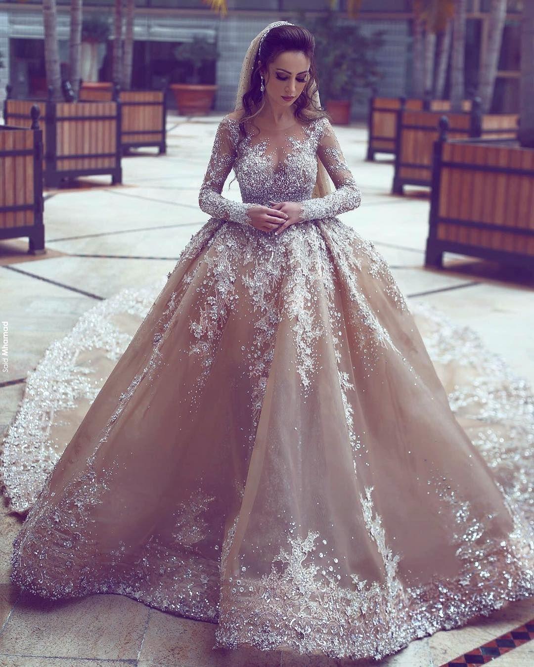 Pin de Lara Veronica en bridal woow | Pinterest | Vestidos de novia ...