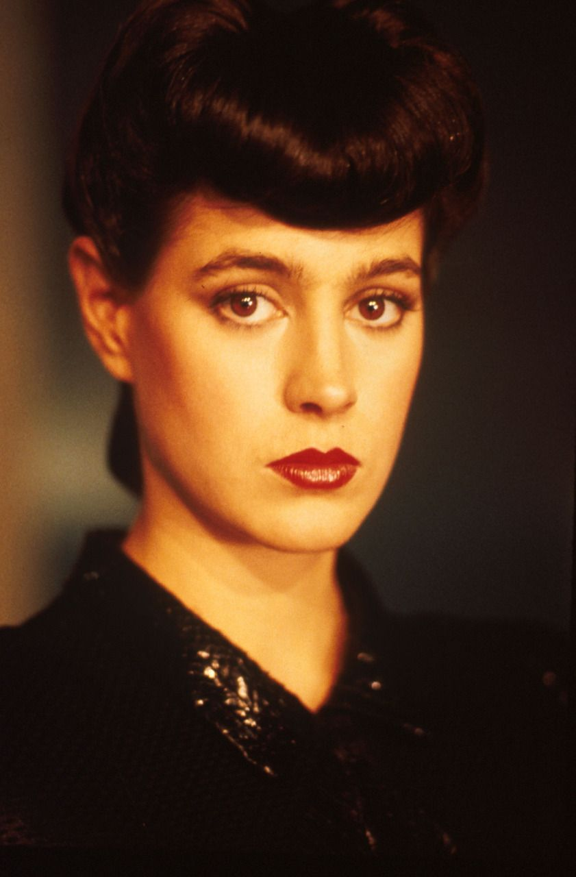 What Were Your Instructions Eldon Rosen Asked If You Wound Up Designating A Human As Android Sean Young Blade Runner Blade Runner Rachel Blade Runner