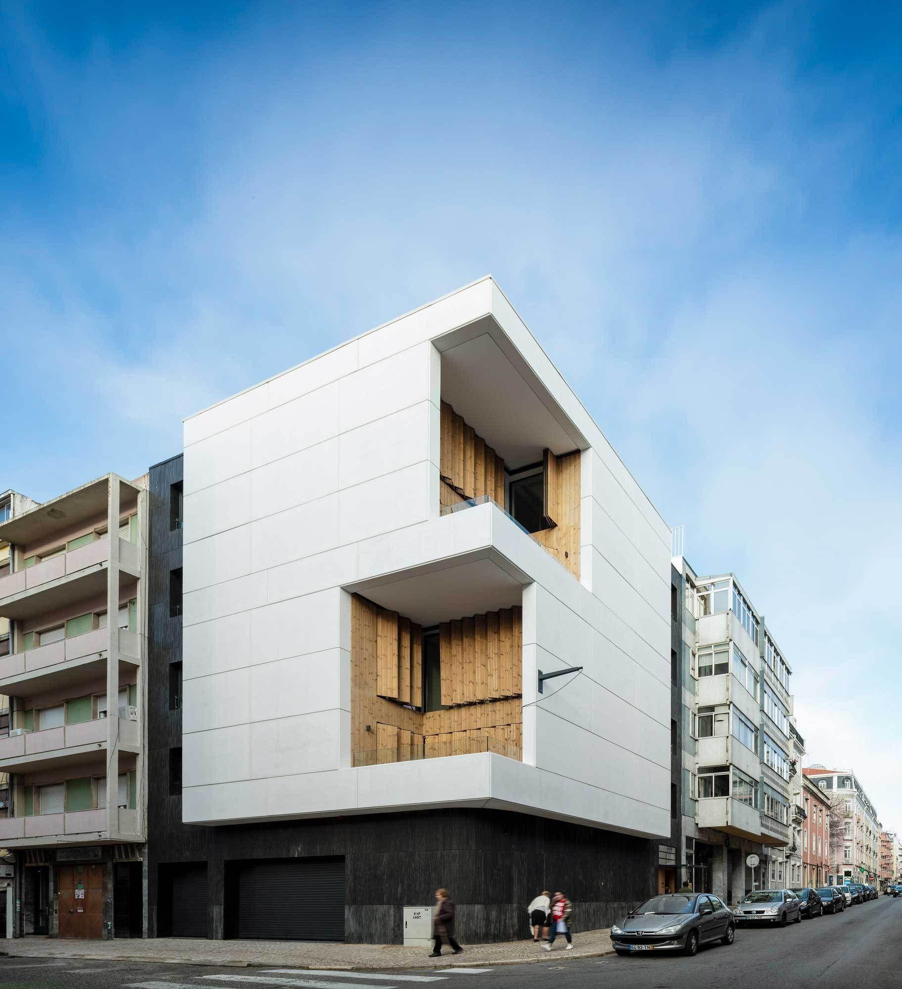 Campo De Ourique 70 Building Fragmentos De Arquitectura