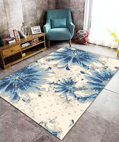 16225aa3de036 Ommda Tapis Salon Design Moderne Tapis Salon Asiatique Anti Derapant  Impression en 3D Multicolore 180x230cm 7mm