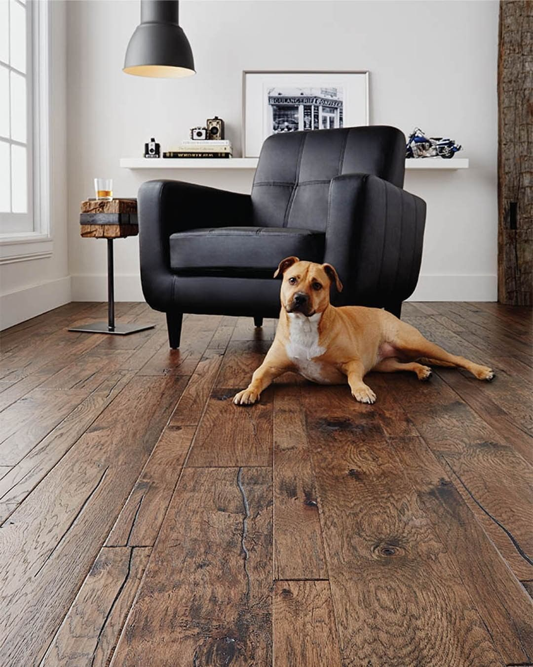 Distressed Wood Flooring Rekindles The Warming Character Of Timber That Has Been Lovingly Worn By Thousands Of Feet Wood Floors Distressed Wood Floors Flooring