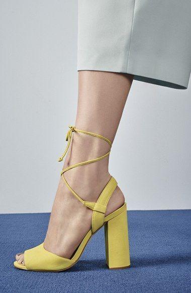 Big Size Shoes Bowtie Kawaii Black Pumps High Heels Peep