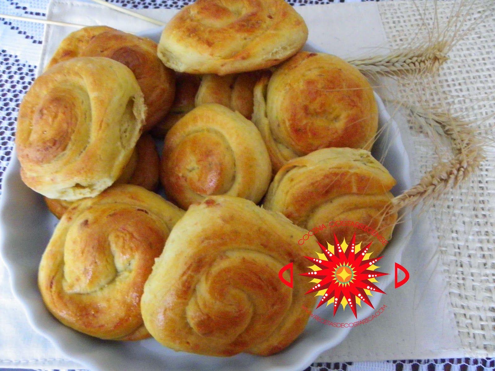 Cocina costarricense pan de queso masa y harina comida