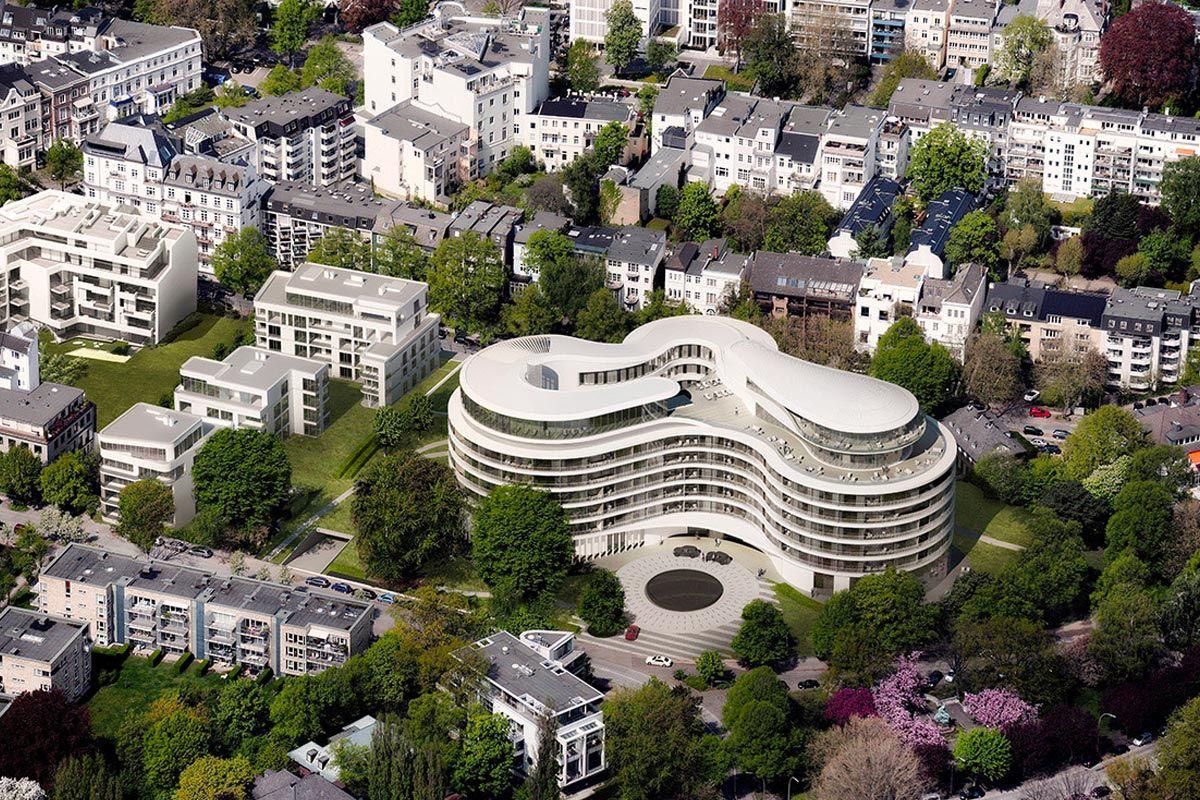 March 2018: The Fontenay   Hamburg   Fontenay, Hamburg, Hotel