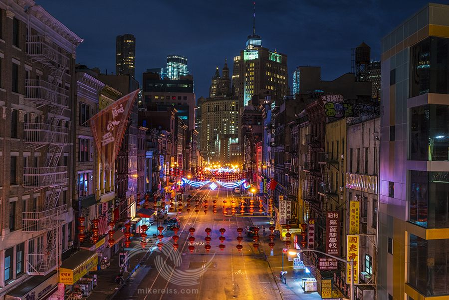 Nyc Nights Chinatown Meandering March 1st 2018 Btw 1 30