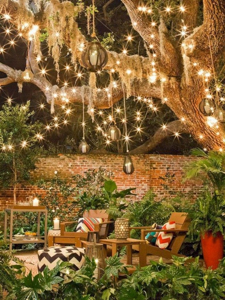 40 Beautiful Backyard Lighting Ideas For Summer Page 30 Of 44
