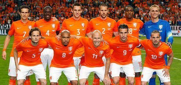 Nederlands Elftal 2014 Voetbaltrainers Voetbal Sport