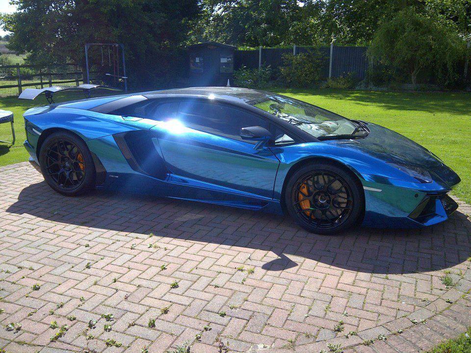 Lamborghini Aventador Dragon Edition | Super sport cars ...
