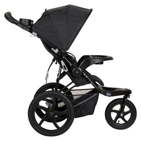 Baby Trend Range Lx Jogger Chrome Target Jogger Stroller