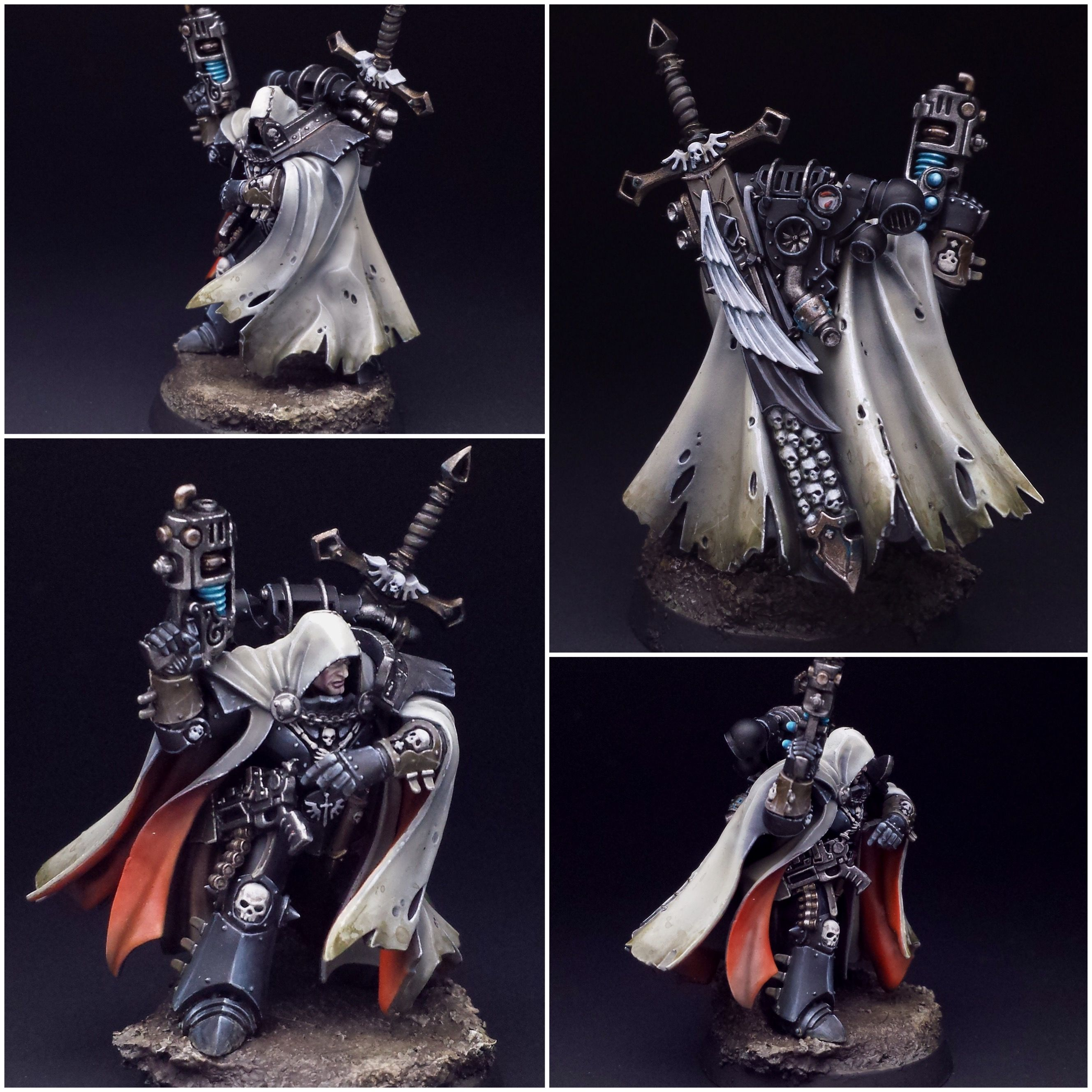 Cypher from Triumvirate of the Primarch | top fig 40k