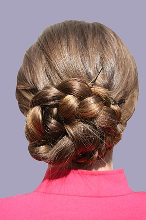 Long hairstyles for Belle