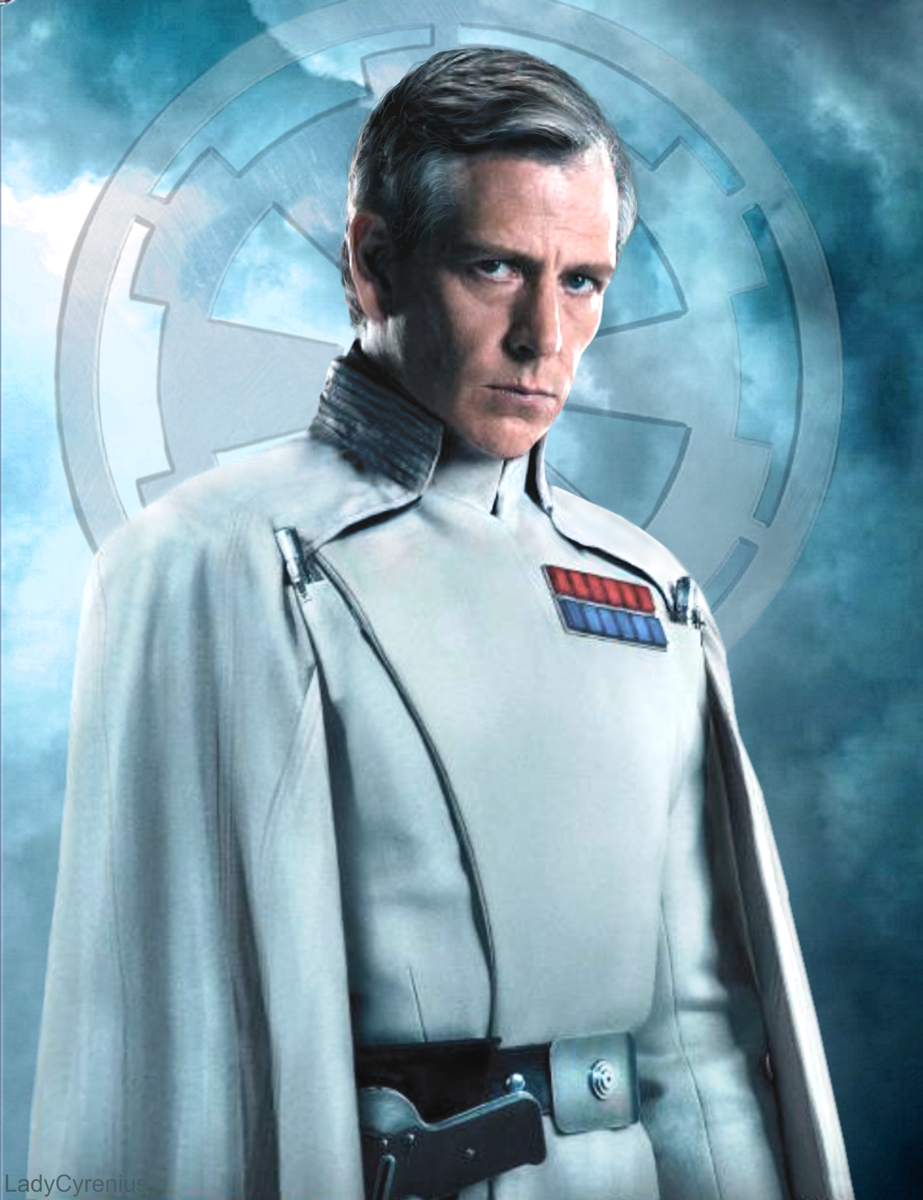 Director Orson Krennic  --- Star Wars -Rogue one, # Death Trooper, # Ben…