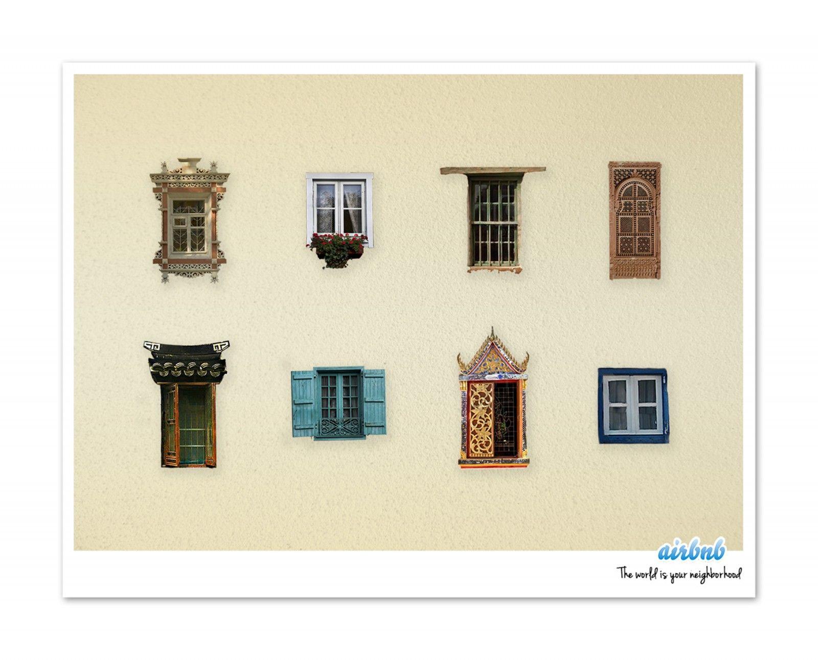 Airbnb: Windows, Doors - Adeevee