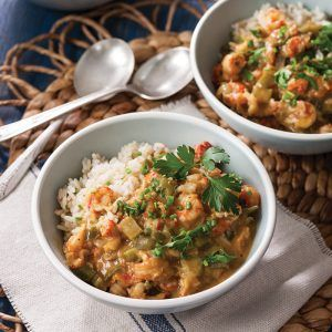 Crawfish Etouffee Taste Of The South Recipe Crawfish Etouffee Cajun Recipes Seafood Recipes