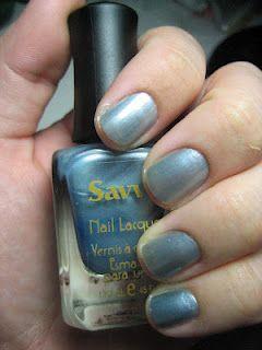 Savvy Blue Frost