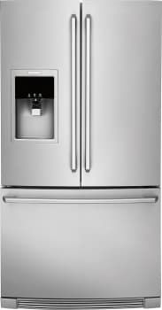 Samsung Rf31fmesbsr French Door Refrigerator French Doors Electrolux