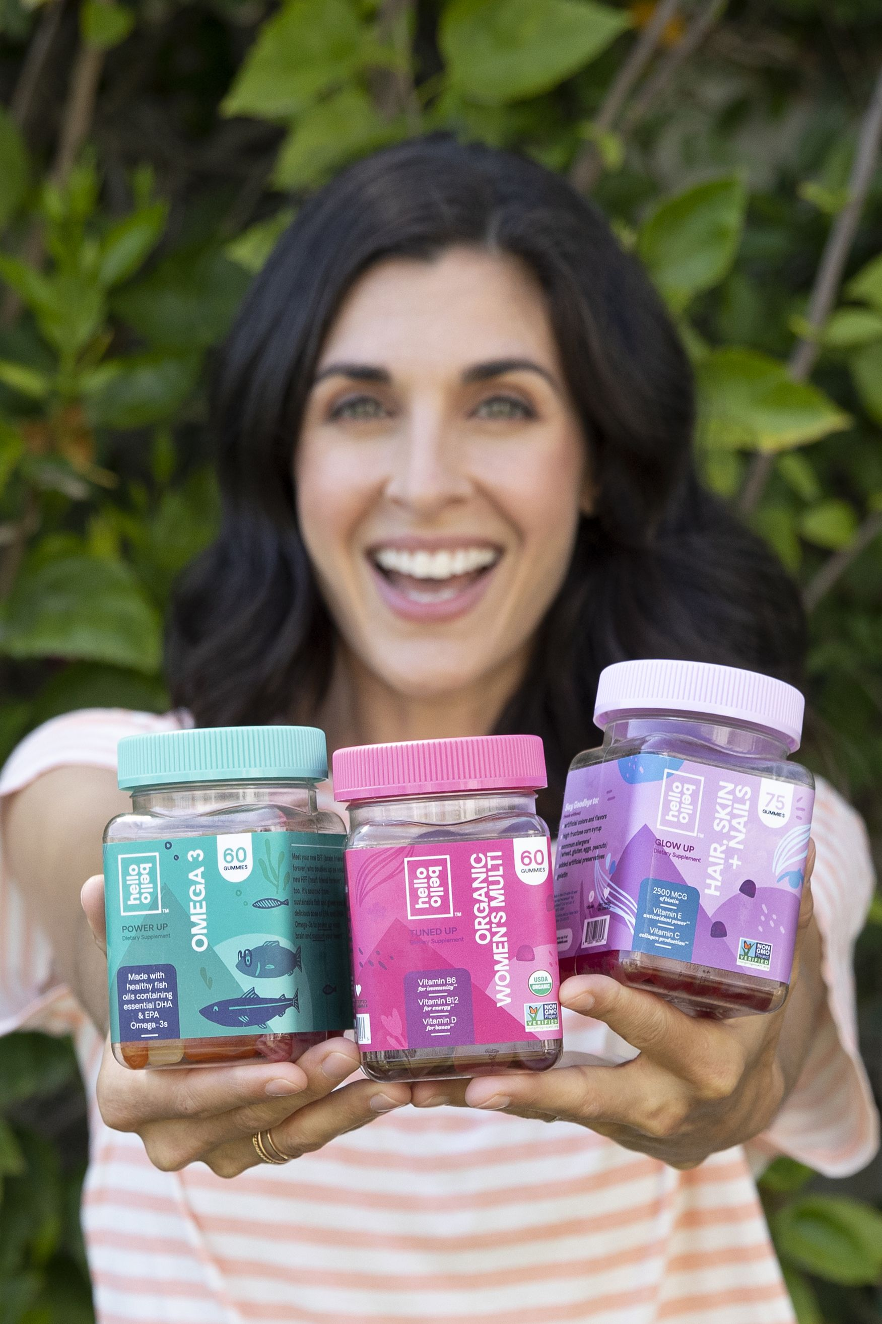 Hello Bello Vitamins Gummy vitamins, Vitamins for women