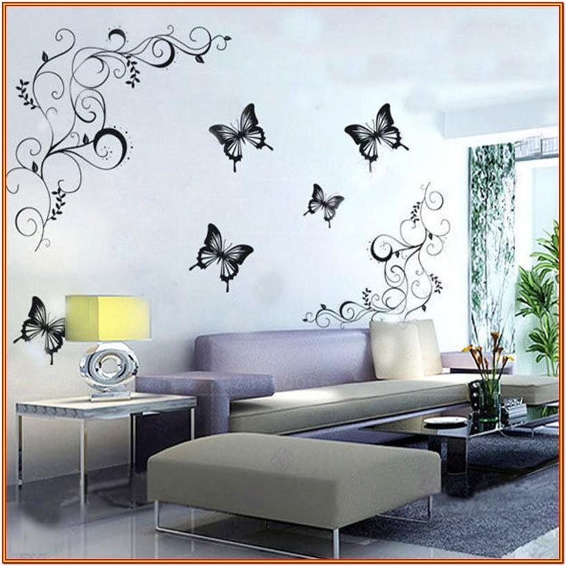 Living Room Wall Decor Living Room Wall Stickers In 2020 Wall Decals Living Room Wall Stickers Living Room Wall Sticker Design #wall #art #stickers #for #living #room