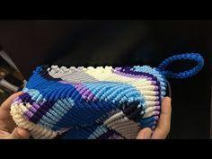 Cara membuat alas tas tali kur motif zigzag amplop - YouTube  5d9c5a6232