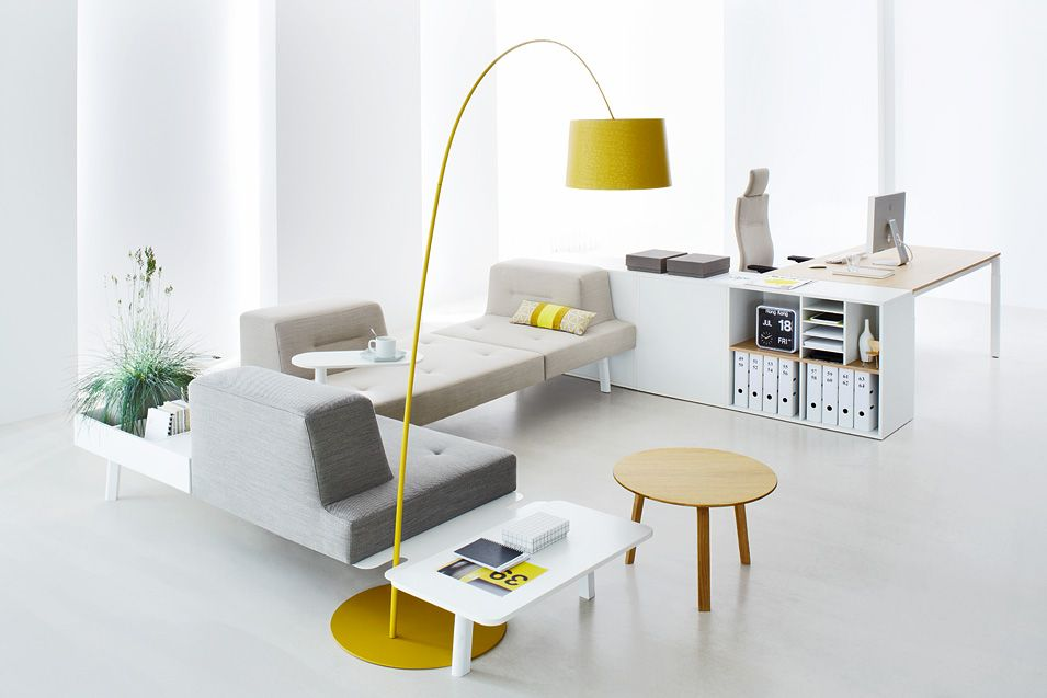 büro und wohnzimmer verschmelzen mit ophelis docks design möbeln, Hause deko