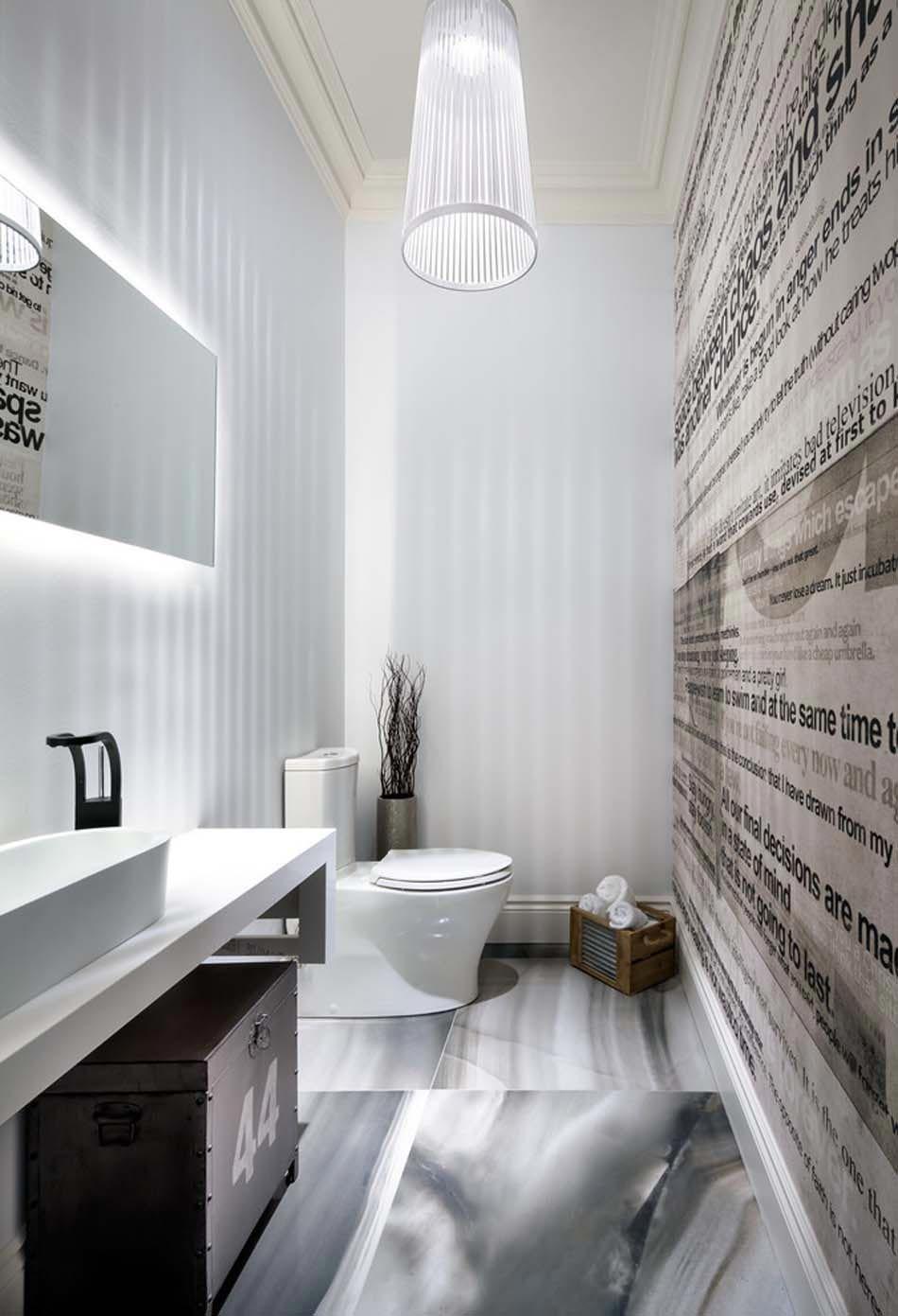 Idées de décoration inspirantes pour rendre nos toilettes surprenantes