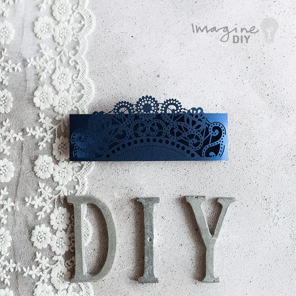 Blank laser cut invitation wrap diy wedding invitation supplies blank laser cut invitation wrap diy wedding invitation supplies make your own wedding stationery junglespirit Images