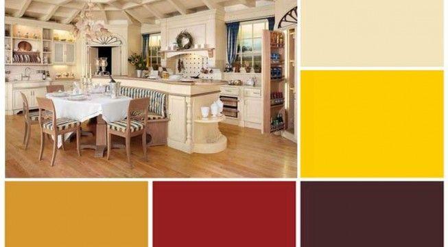 Oggi parliamo di colori ogni stile infatti ha un suo for Idee per arredare la cucina