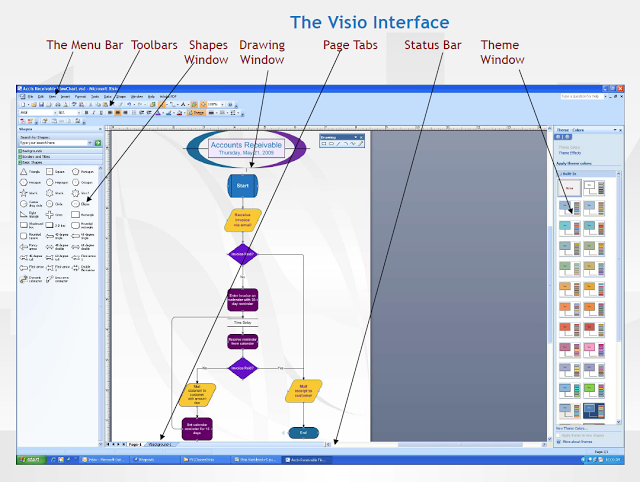 Electrical and Electronic Engineering Forum: Microsoft Visio For ...