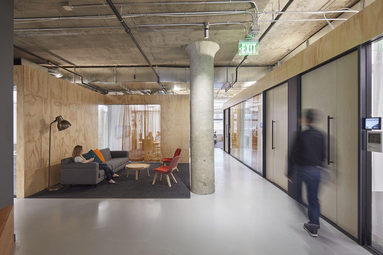 Iwamotoscott architecture projects pinterest headquarters innovation lab pinterest craft co founder