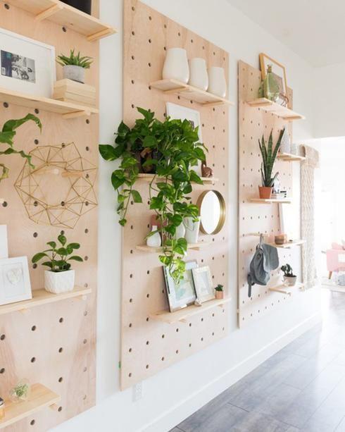 10 idées pour habiller vos murs des idées