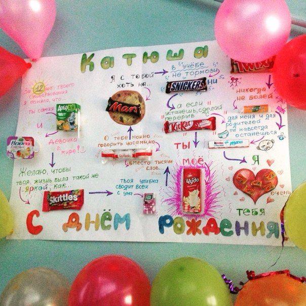 Идеи подарков сестре на день рождения своими руками. Фото Что подарить? 9