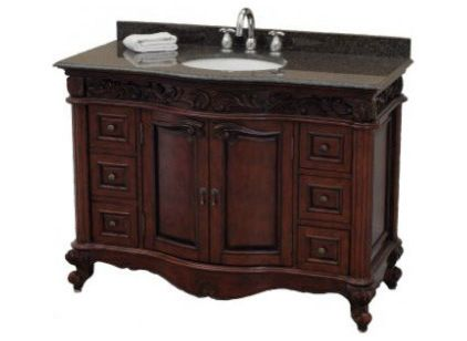 Traditional Bathroom Vanities And Sink