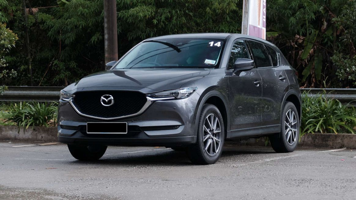 7 Image 2020 Mazda Cx 5 Zero To 60 in 2020 Mazda, Cool
