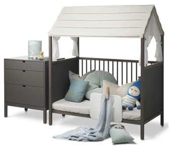 Stokke Launches New Line Of Modular Nursery Furniture House