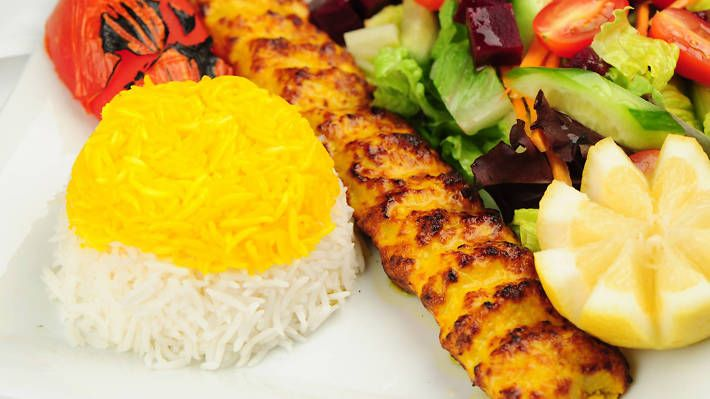 The Best Persian Restaurants In Los Angeles Persian Restaurant Dishes Food