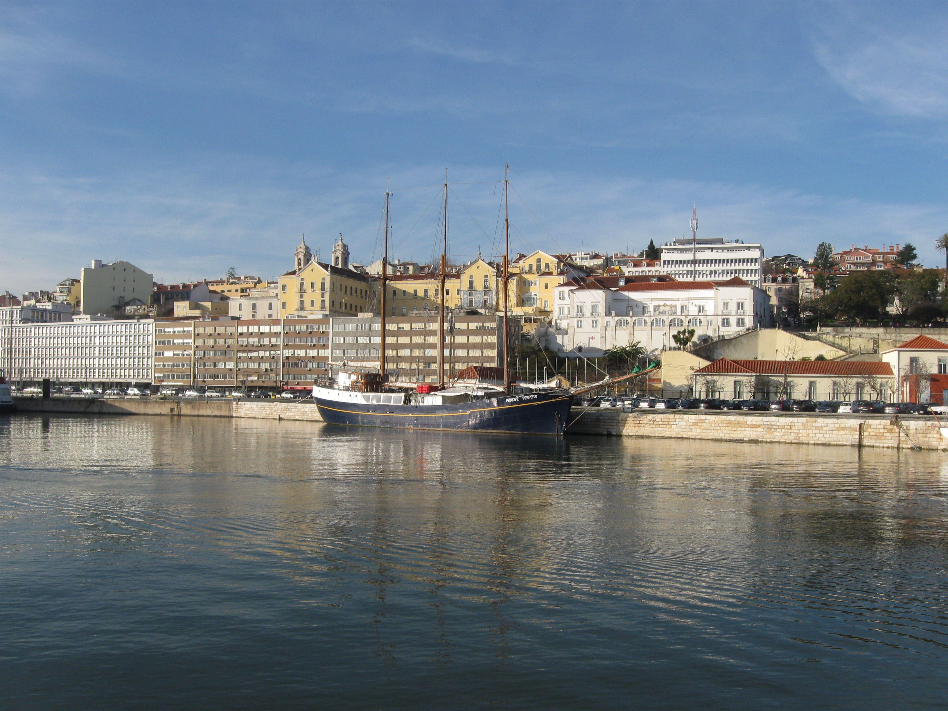 Encontrado o Principe Perfeito, Lisboa
