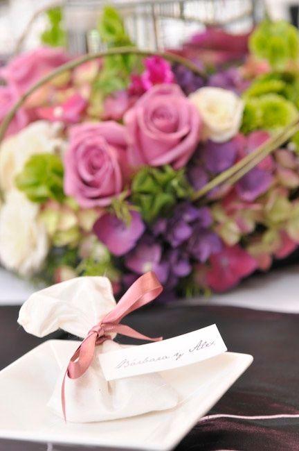 En esta Boda las almendras fueron parte de los agradecimientos a los invitados  Www.laurahluna.com.mx