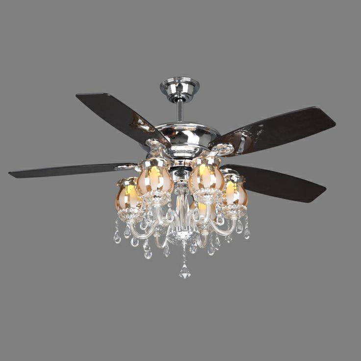 Bling Ceiling Fans On Pinterest