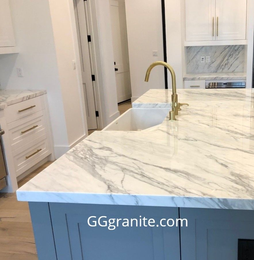 White Kitchen Island Countertops Remodel Island Countertops
