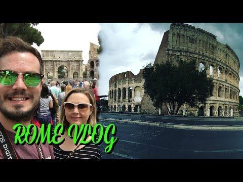 Rome, Italy | Travel VLOG! - YouTube #italy #rome #italytravel #travel #europe #travelblog