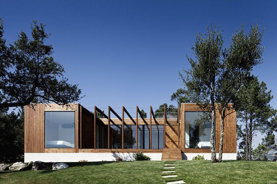 Casa Modular Treehouse