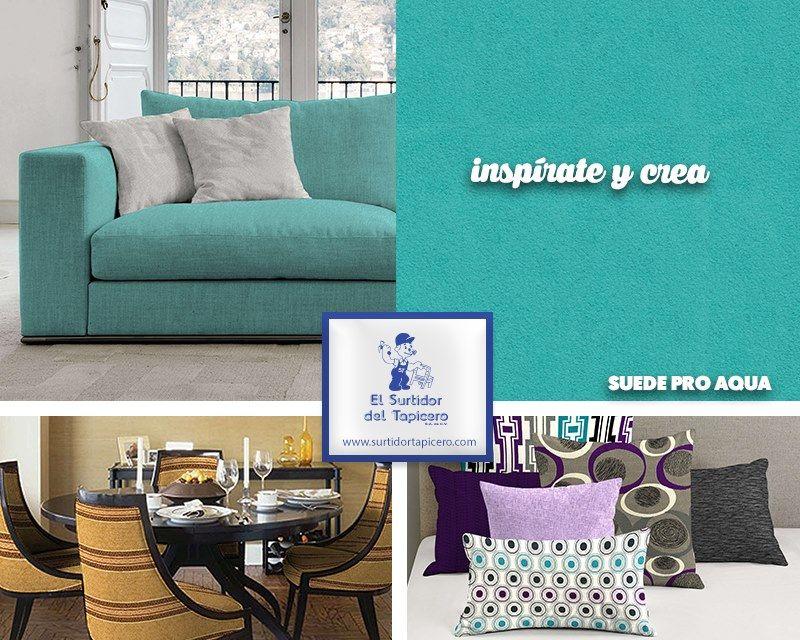 Nuestras telas combinan con todo, ya sea en tu sala, comedor y hasta en cortinas ¡Inspírate y re inventa!