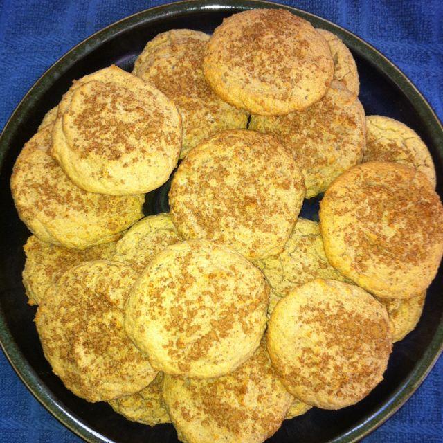 Paleo Vanilla Cinnamon Cookies Recipe on my Facebook page: Gluten Free Simplified