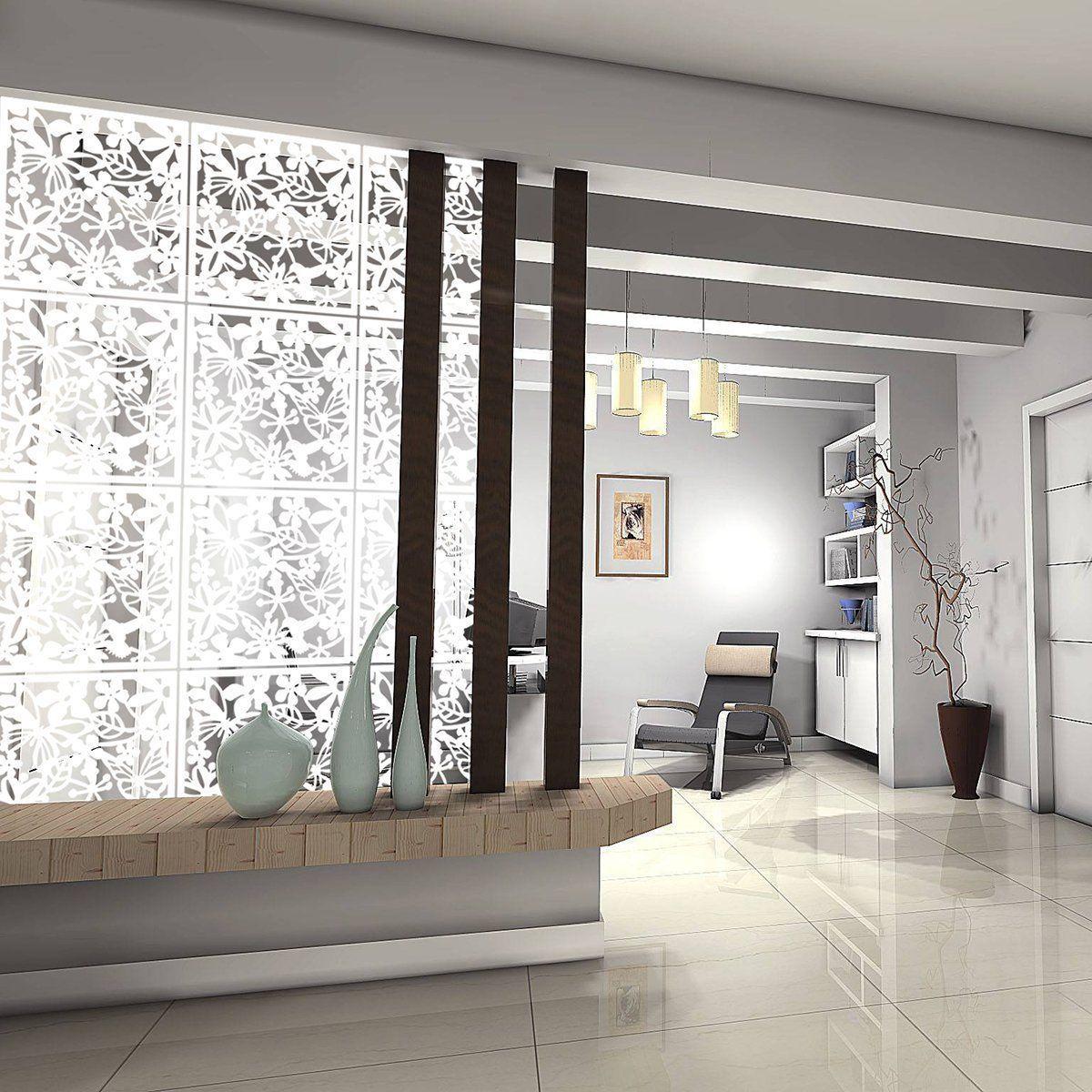 Kernorv DIY Hanging Room Divider Made of Environmentally