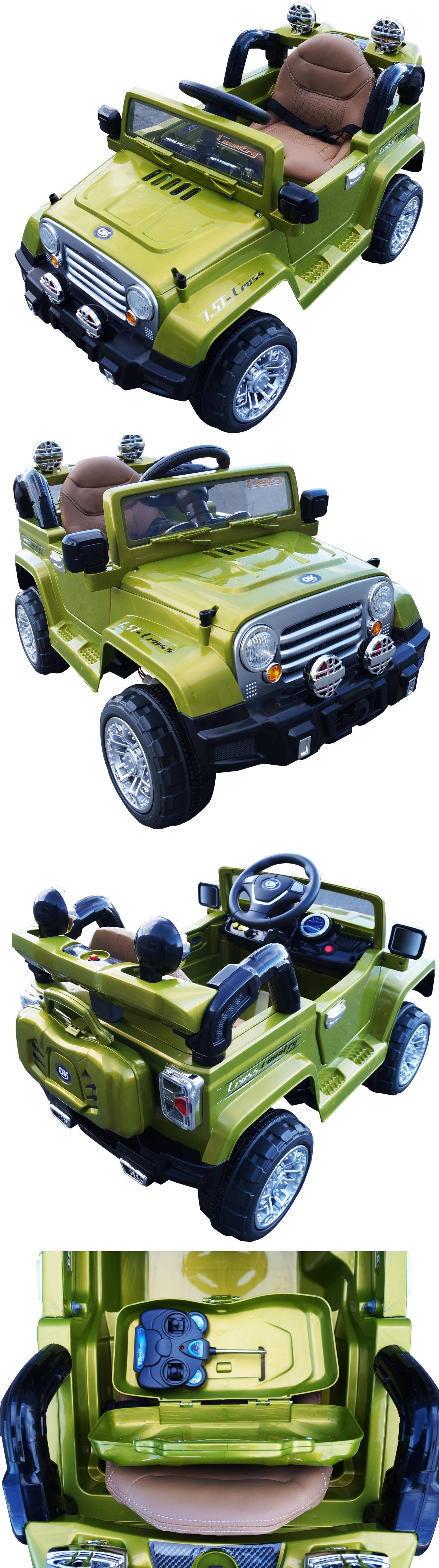 Jeep toys for kids  Toy Vehicles   Jeep Volt Battery Powered Electric Ride