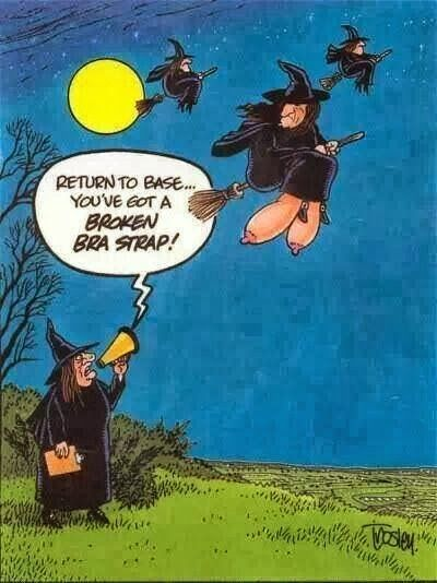 witch jokes google search - Halloween Jokes For Seniors