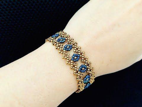Dainty Seed beads Bracelet || Beaded Bracelet ||