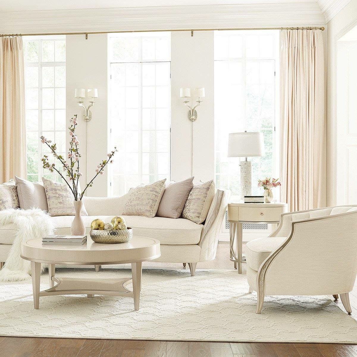 Pin On Home Color Beautiful living room home interior
