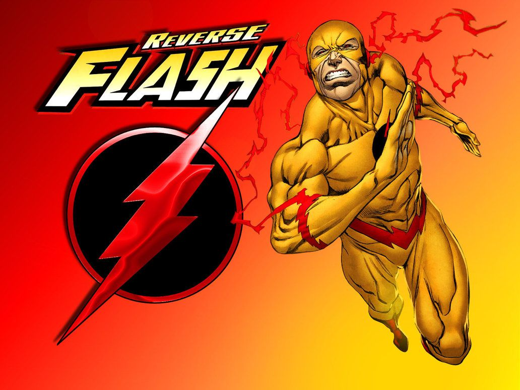 Reverse Flash by Superman8193 on DeviantArt